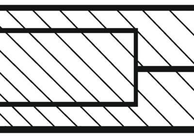 003 Eco Panel PP 200x100