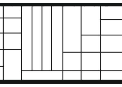 027 Industrial Panel PP5 200x100