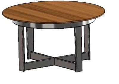 stół 42cm 2